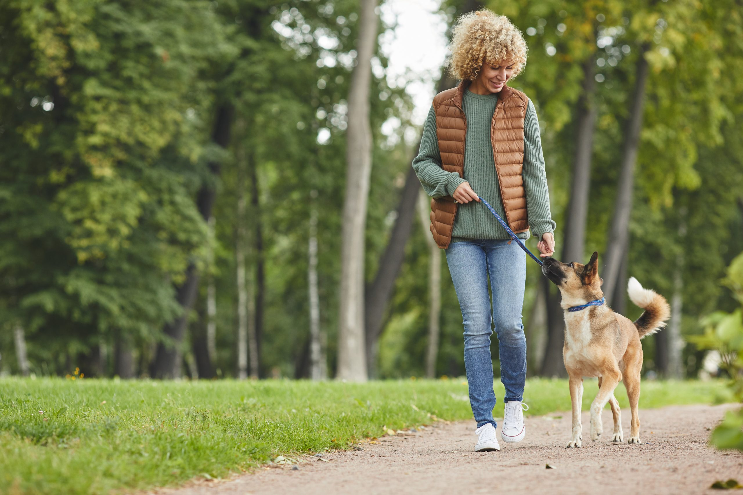 Great Places for Dog Walking in Dallas