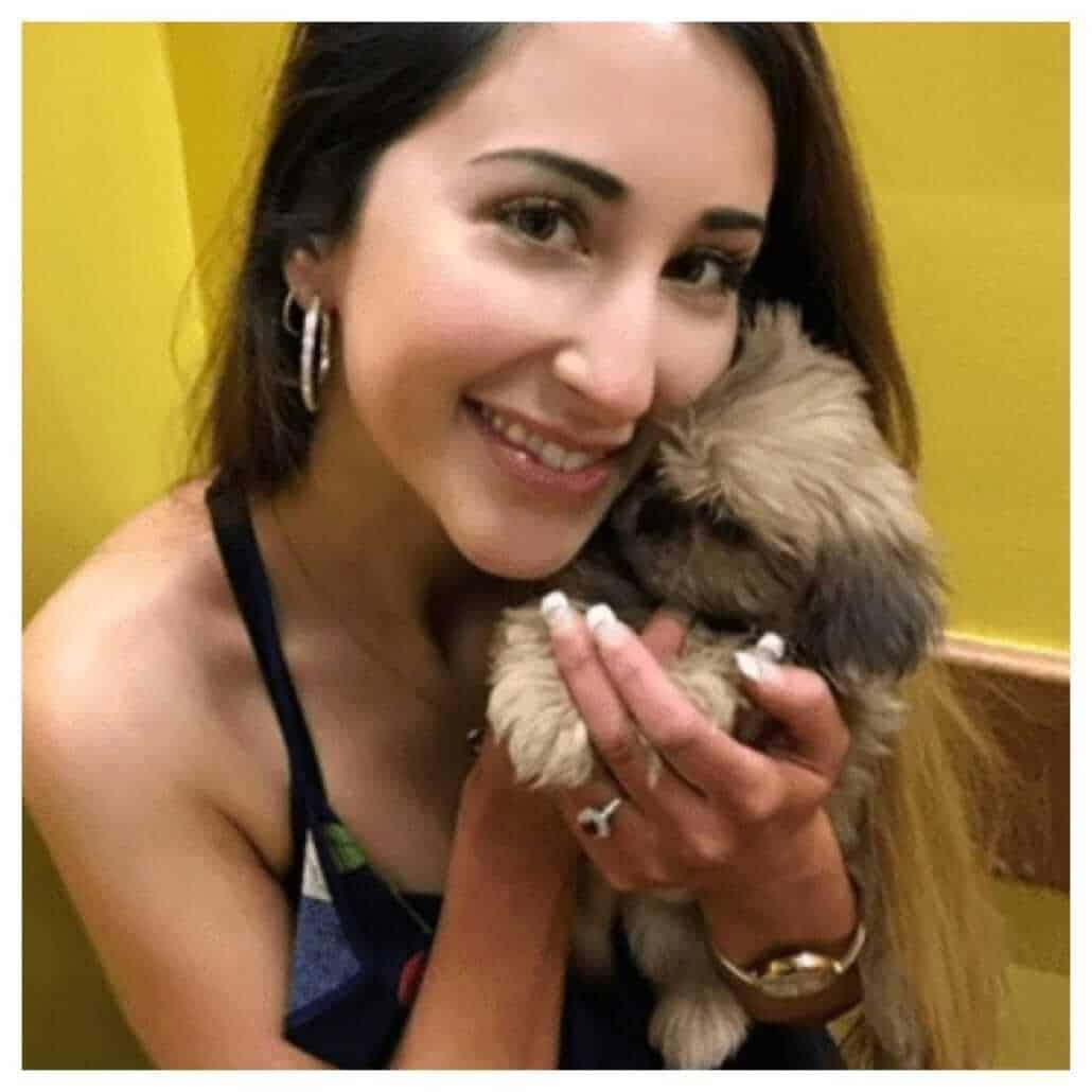 Dallas Pet Sitter Lauren