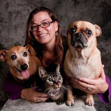 VIP Pet Sitter Tamatha with 2 Dogs