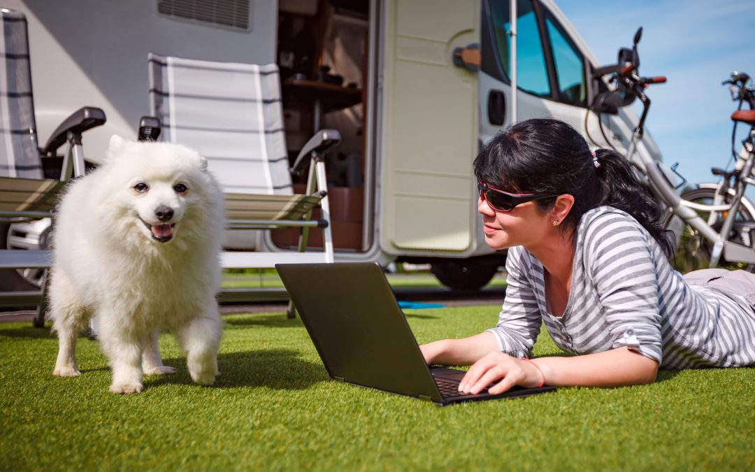 The Furry Best Pet-Friendly Campsites Near Dallas!