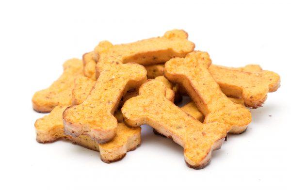 pumpkin homemade dog treats