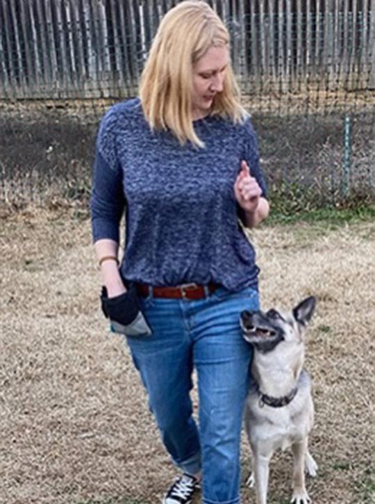 Angela G Dog Trainer